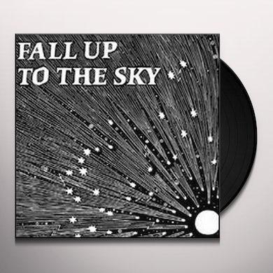 No Regular Play FALL UP TO THE SKY Vinyl Record