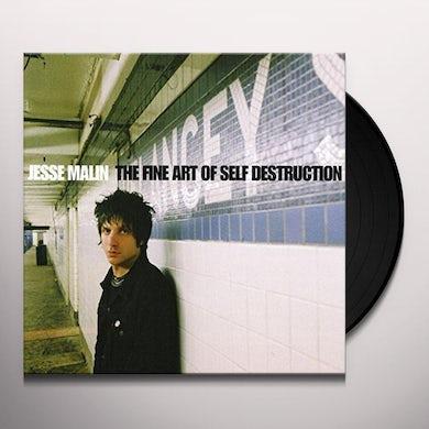 FINE ART OF SELF DESRUCTION (DIRECT METAL MASTER) Vinyl Record