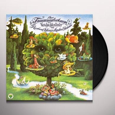 Reinhard Lakomy DER TRAUMZAUBERBAUM Vinyl Record