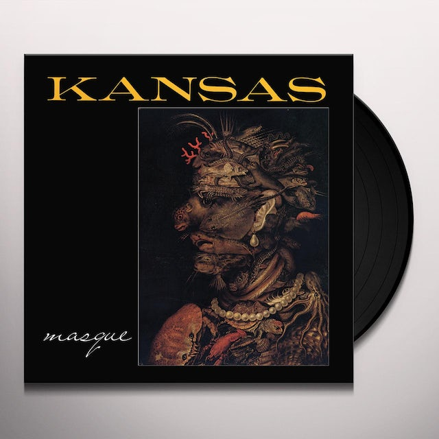 Kansas MASQUE Vinyl Record