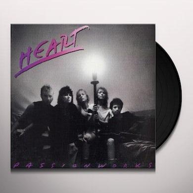 Heart PASSIONWORKS Vinyl Record