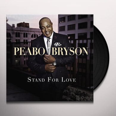 STAND FOR LOVE Vinyl Record