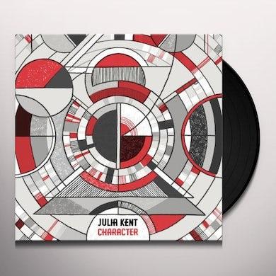 Julia Kent CHARACTER Vinyl Record