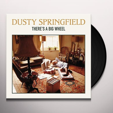 Dusty Springfield THERE'S A BIG WHEEL Vinyl Record