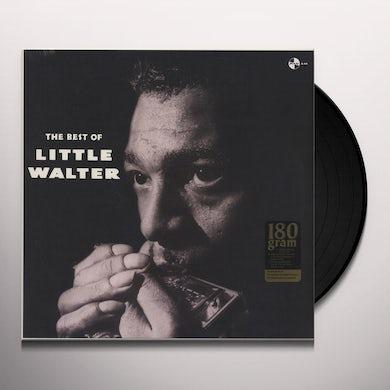 Little Walter BEST OF + 4 BONUS TRACKS Vinyl Record