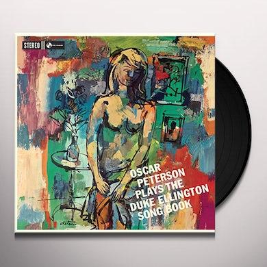 Oscar Peterson PLAYS THE DUKE ELLINGTON SONG BOOK + 1 BONUS TRACK Vinyl Record
