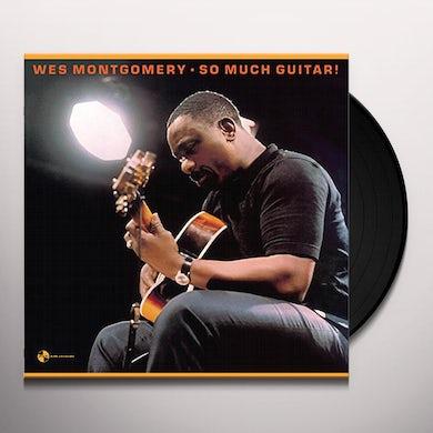 INCREDIBLE JAZZ GUITAR OF WES MONTGOMERY Vinyl Record