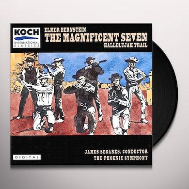 MAGNIFICENT SEVEN: COMPLETE / Original Soundtrack Vinyl Record