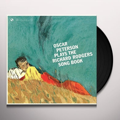 Oscar Peterson PLAYS THE RICHARD RODGERS SONG BOOK + 1 Vinyl Record