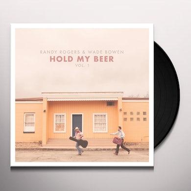 Randy Rogers HOLD MY BEER: VOL. 1 Vinyl Record