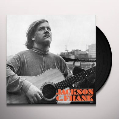 Jackson C Frank JACKSON C. FRANK Vinyl Record