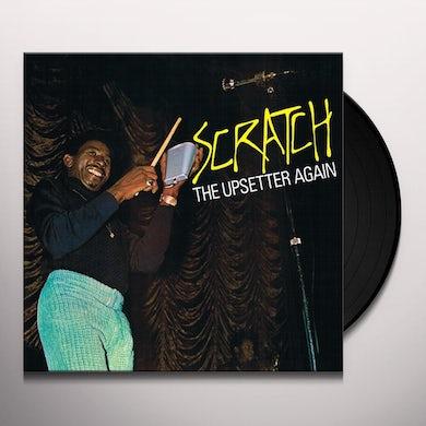 SCRATCH THE UPSETTER AGAIN Vinyl Record