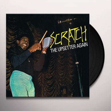 The Upsetters SCRATCH THE UPSETTER AGAIN Vinyl Record
