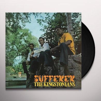 SUFFERER Vinyl Record