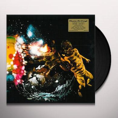 SANTANA THREE Vinyl Record