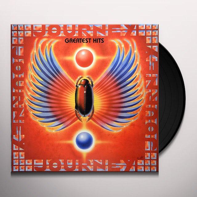 Journey GREATEST HITS 1 Vinyl Record