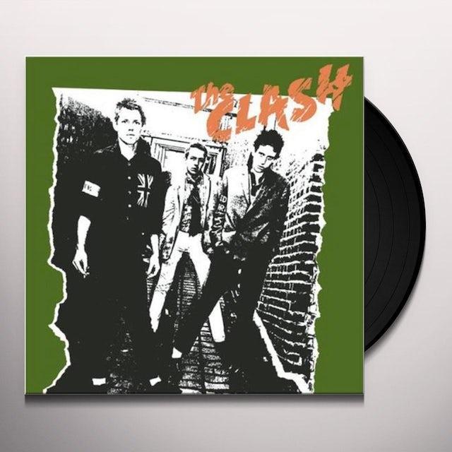 The Clash Vinyl Record - 180 Gram Pressing