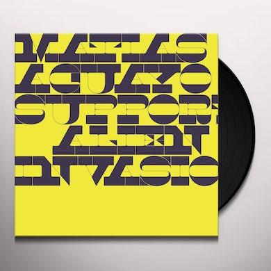 SUPPORT ALIEN INVASION Vinyl Record