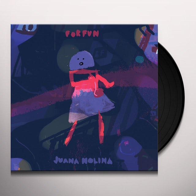 Juana Molina FORFUN Vinyl Record