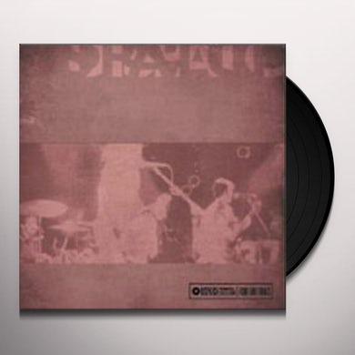 Dispatch FOUR DAY TRIALS Vinyl Record
