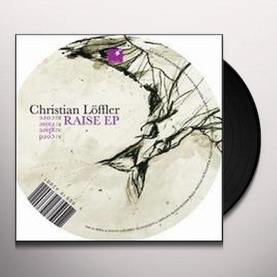 Christian Loffler RAISE Vinyl Record
