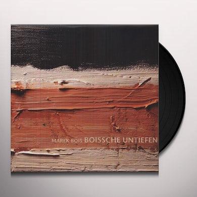 Marek Bois BOISSCHE UNTIEFEN Vinyl Record - w/CD
