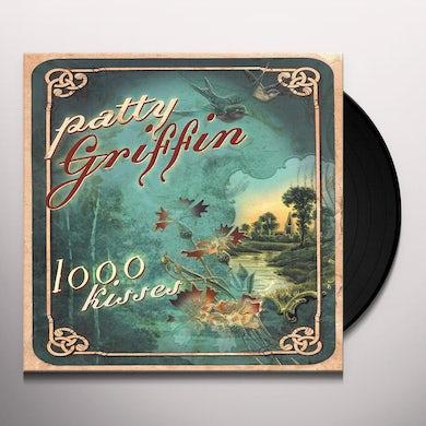 Patty Griffin 1000 KISSES Vinyl Record