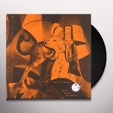 Jan St. Werner SPLIT ANIMAL SCULPTURE Vinyl Record
