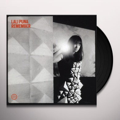 Lali Puna REMEMBER Vinyl Record