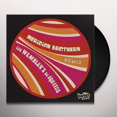 Wembler'S De Iquitos MERIDIAN BROTHERS REMIX Vinyl Record