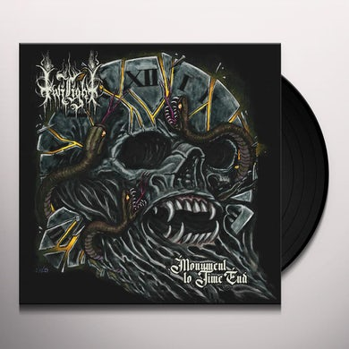 MONUMENT TO TIME END Vinyl Record