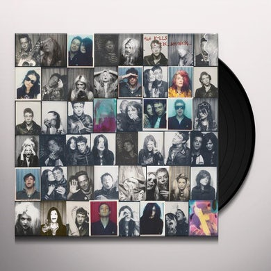 The Kills LITTLE BASTARDS Vinyl Record