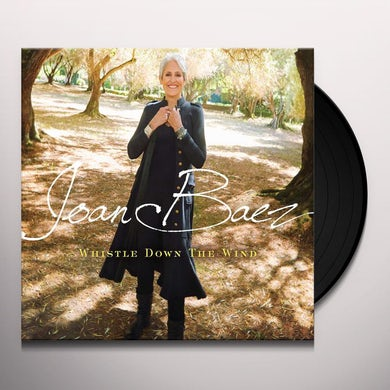Joan Baez Whistle Down the Wind (LP) Vinyl Record