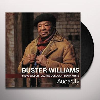 Buster Williams AUDACITY Vinyl Record