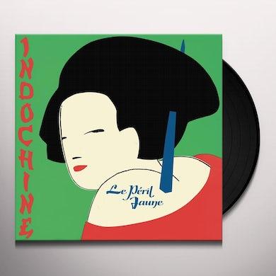 Indochine LE PERIL JAUNE Vinyl Record