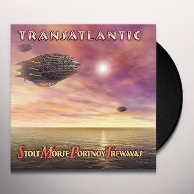 Transatlantic SMPTE Vinyl Record