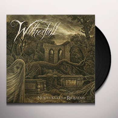 Witherfall NOCTURNES & Vinyl Record