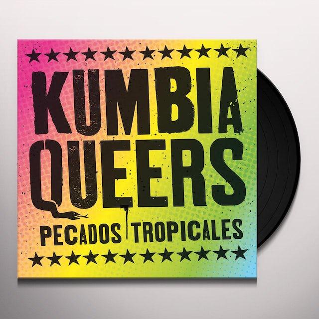 Kumbia Queers PECADOS TROPICALES Vinyl Record