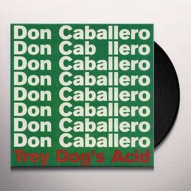 Don Caballero TREY DOG'S ACID / ROOM TEMPERATURE LOUNGE Vinyl Record