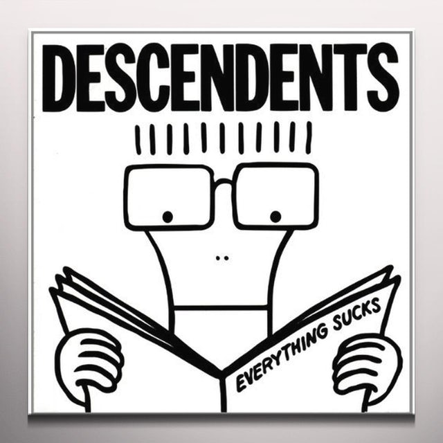 Descendents EVERYTHING SUCKS (LTD) (COLV) (Vinyl)