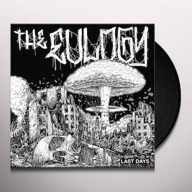 Eulogy LAST DAYS Vinyl Record