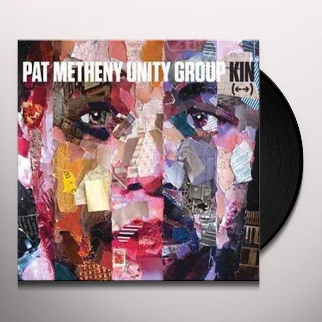Pat Metheny Group KIN Vinyl Record