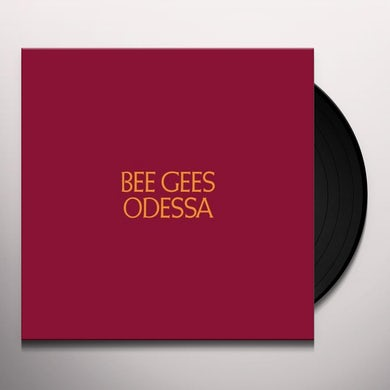Bee Gees ODESSA Vinyl Record