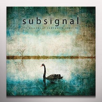 Subsignal BEACONS OF SOMEWHERE SOMET Vinyl Record