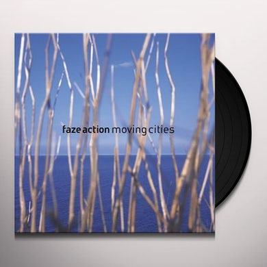 Faze Action MOVING CITIES Vinyl Record