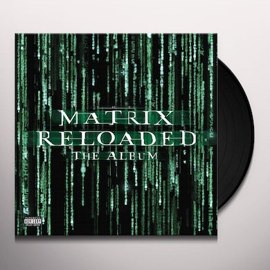 MATRIX RELOADED / MUSIC FROM & INSPIRED BY MOTION Vinyl Record