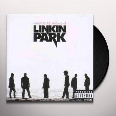 Linkin Park Minutes to Midnight Vinyl Record