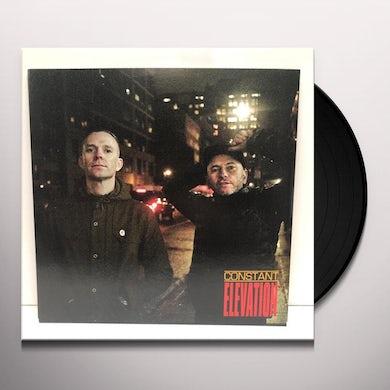 Constant Elevation Vinyl Record