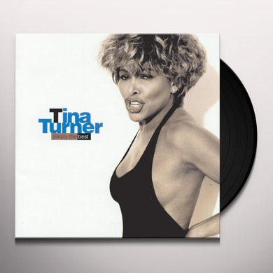 Tina Turner Simply The Best Vinyl Record