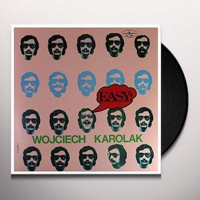 Wojciech Karolak EASY Vinyl Record